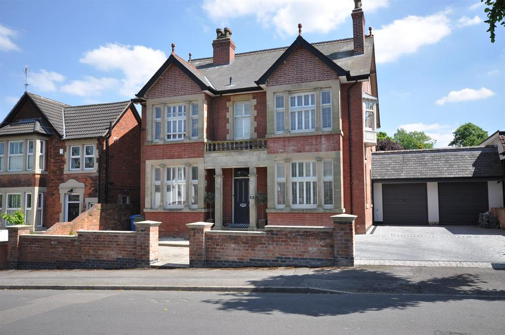 5 Bedrooms Detached House for sale in Alexandra Avenue, Mansfield