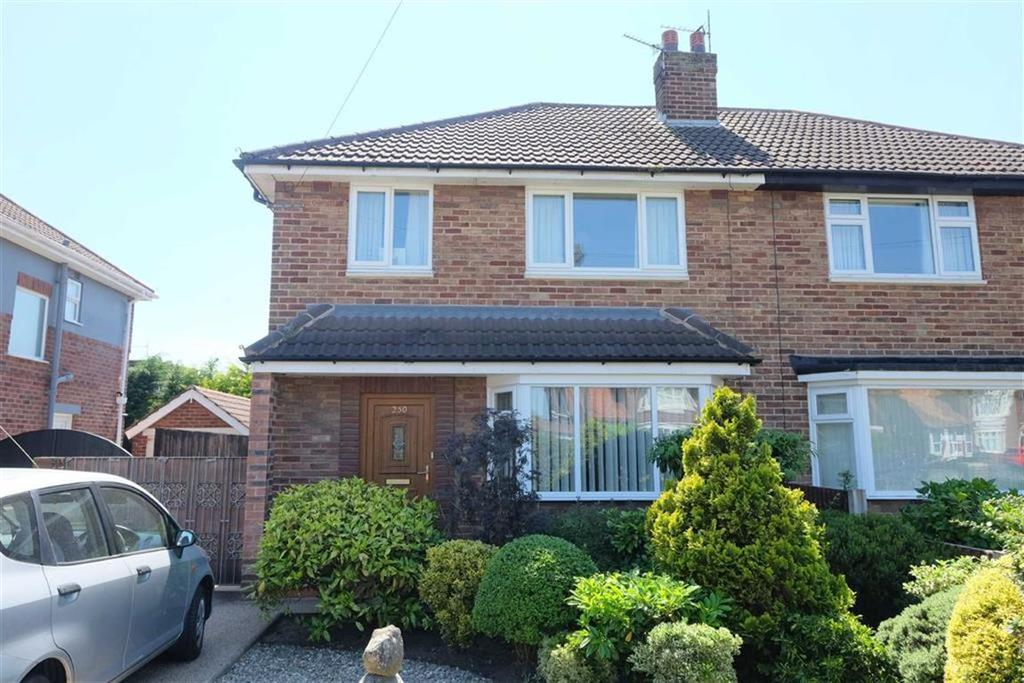 3 Bedrooms Semi Detached House for sale in Church Road, St Annes