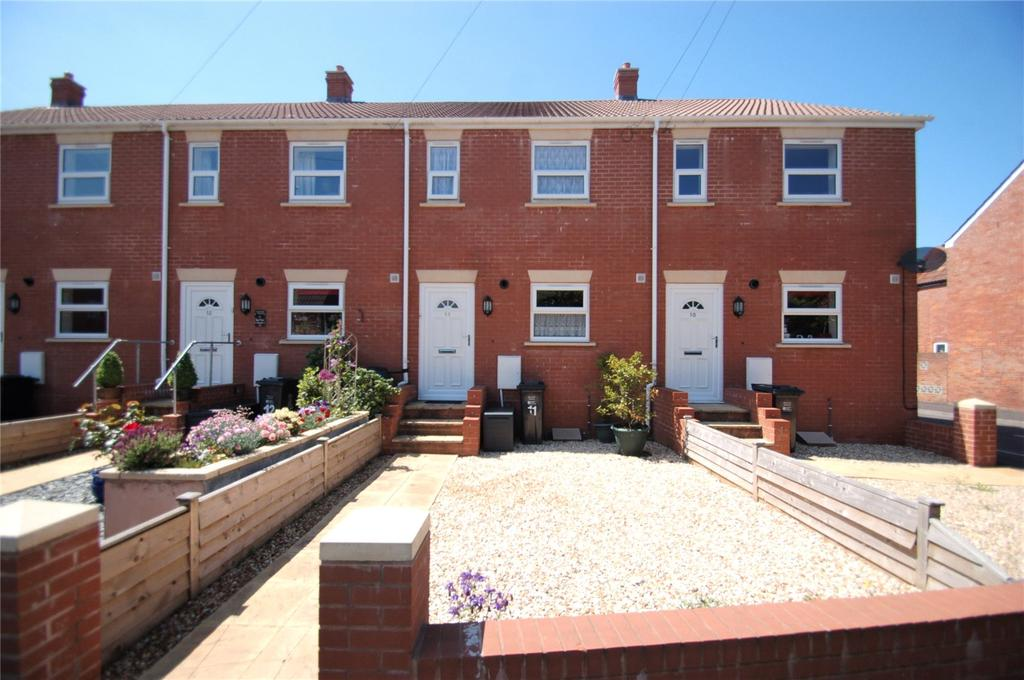 2 Bedrooms Terraced House for sale in Pathfinder Terrace, Colley Lane, Bridgwater, Somerset, TA6