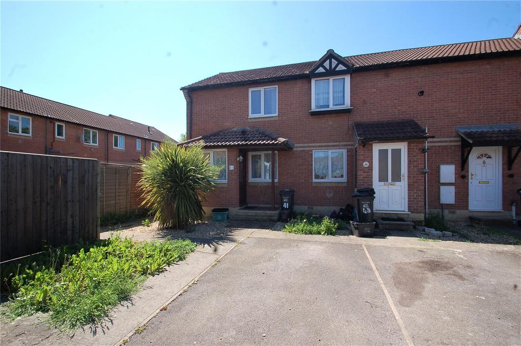 2 Bedrooms End Of Terrace House for sale in Springley Road, Bridgwater, Somerset, TA6