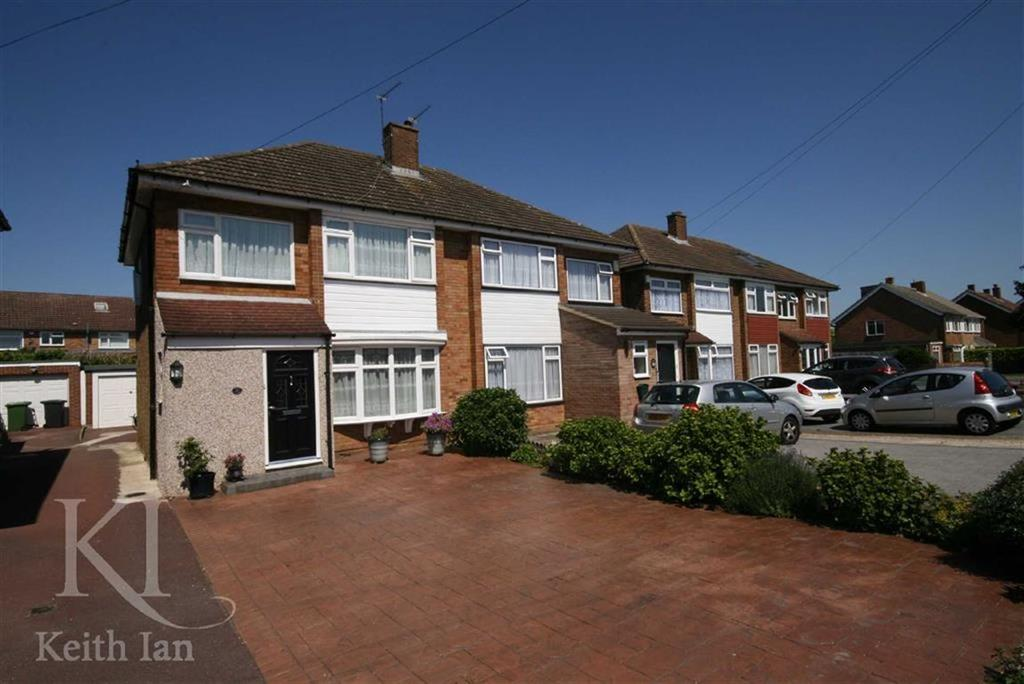 3 Bedrooms Semi Detached House for sale in Cadmore Lane, Cheshunt