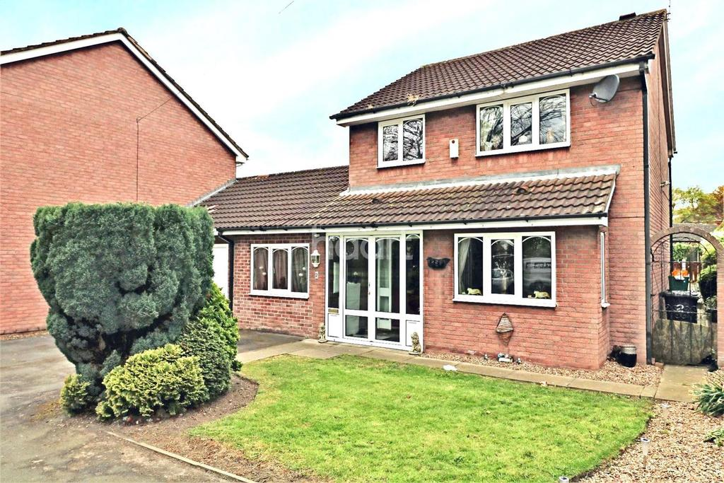 3 Bedrooms Detached House for sale in Sanford Court, Balby
