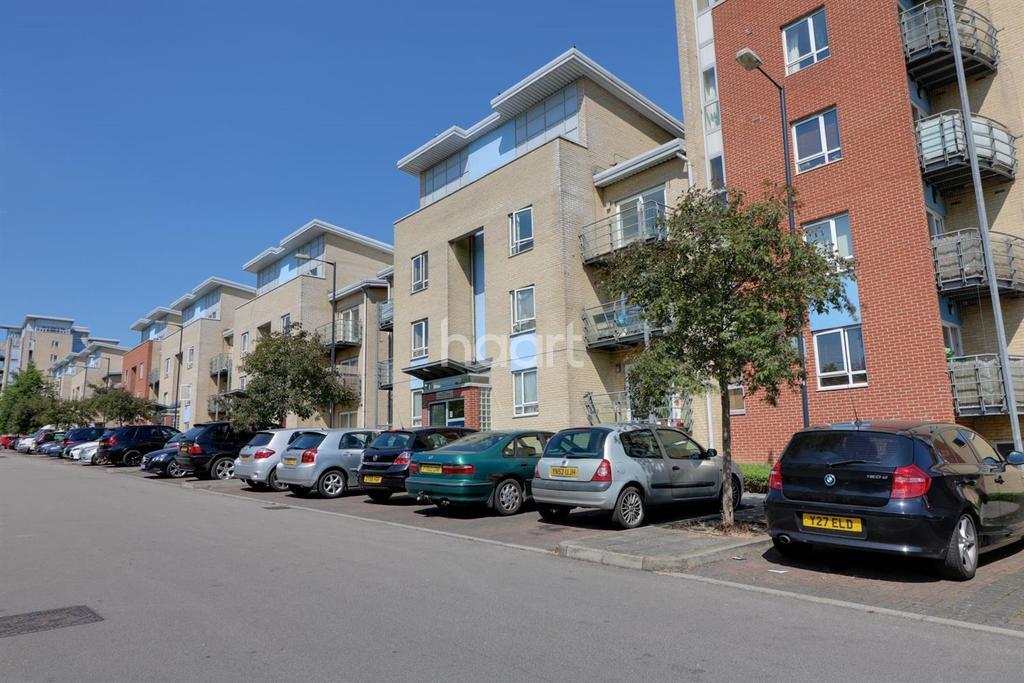 2 Bedrooms Flat for sale in Wellspring Crescent, Wembley Park