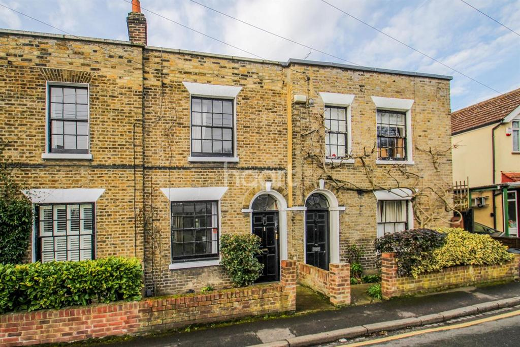 2 Bedrooms Terraced House for sale in Wandle Bank, SW19