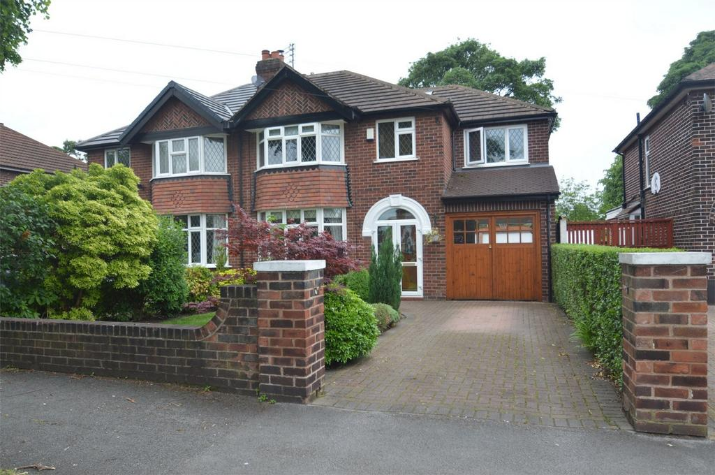 5 Bedrooms Semi Detached House for sale in Eastway, SALE, Cheshire
