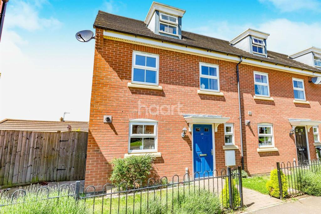 3 Bedrooms Semi Detached House for sale in HIGHAM FERRERS