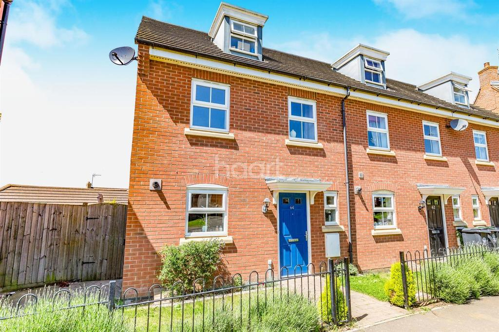 3 Bedrooms Semi Detached House for sale in Patenall Way, Higham Ferrers