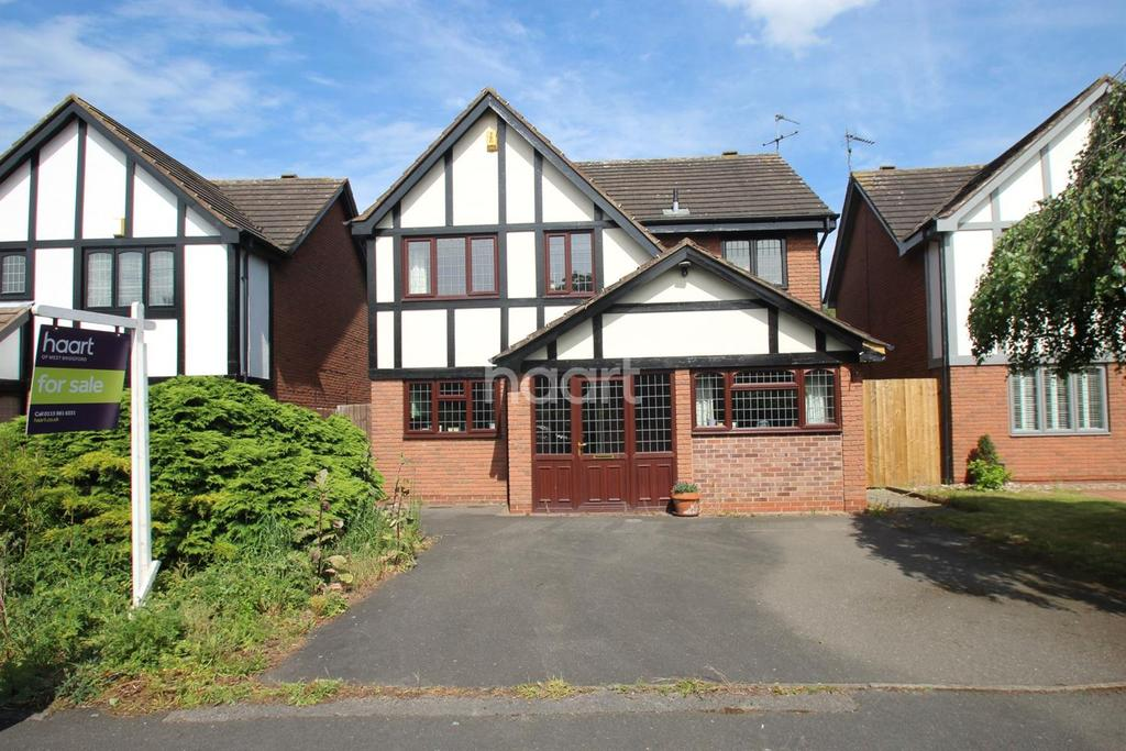 4 Bedrooms Detached House for sale in Coniston Close, Gamston Village, Nottinghamshire