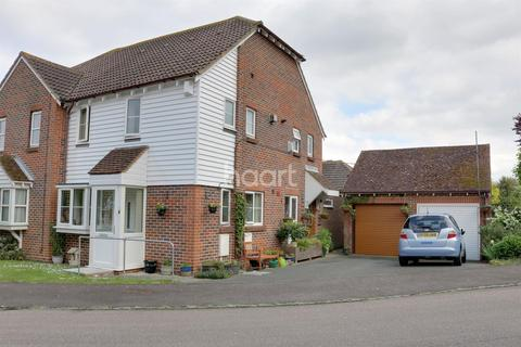 1 bedroom semi-detached house for sale - Church Farm Close, Hoo ME3