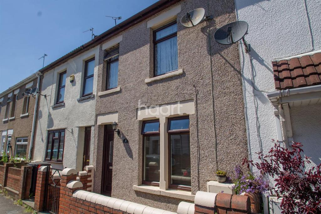 3 Bedrooms Terraced House for sale in Summers Street, Swindon, Wiltshire