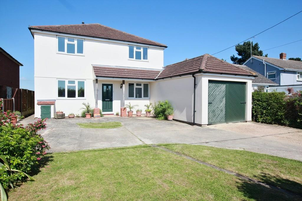 5 Bedrooms Detached House for sale in Inworth Road, Feering