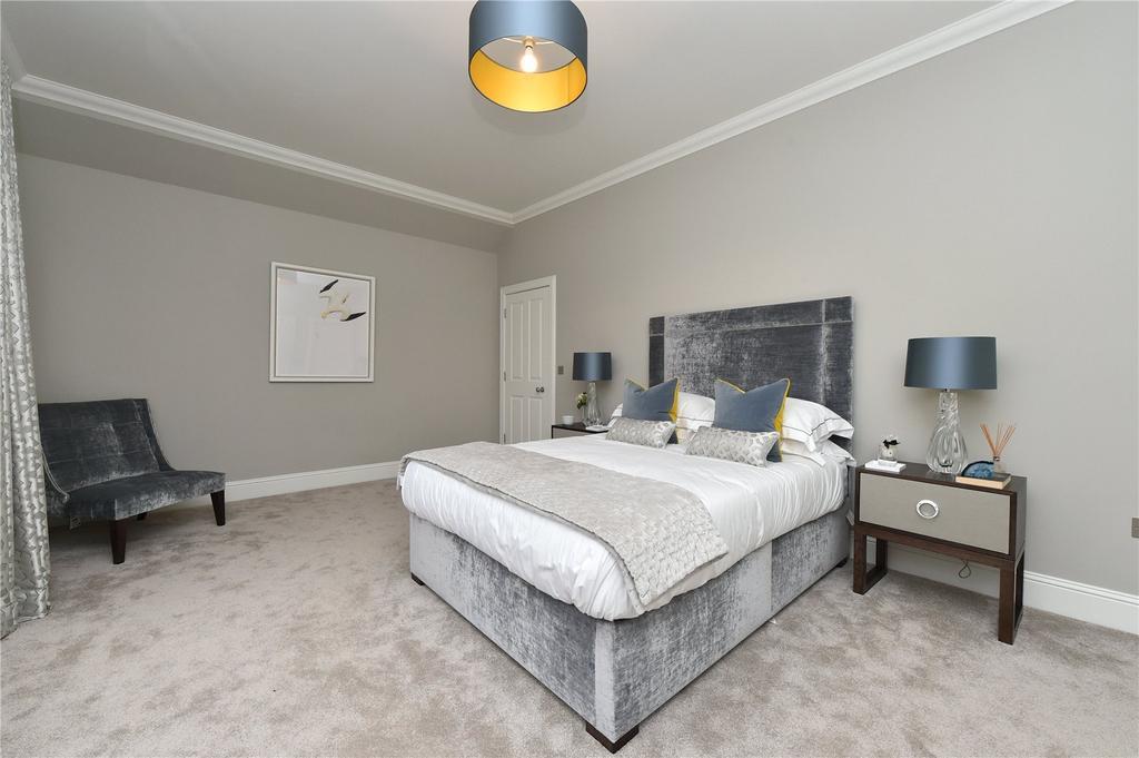 2 Bedrooms Apartment Flat for sale in C7, 2 Bed New Build Apartment, Corstorphine Road, Edinburgh, Midlothian