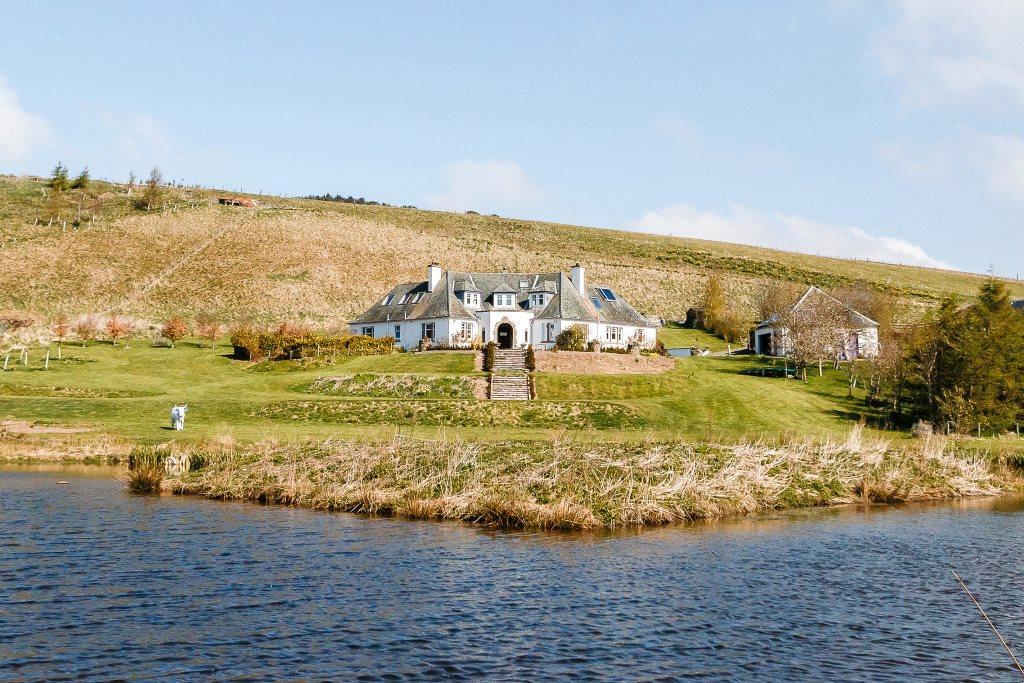 5 Bedrooms Detached House for sale in Heriot, Midlothian