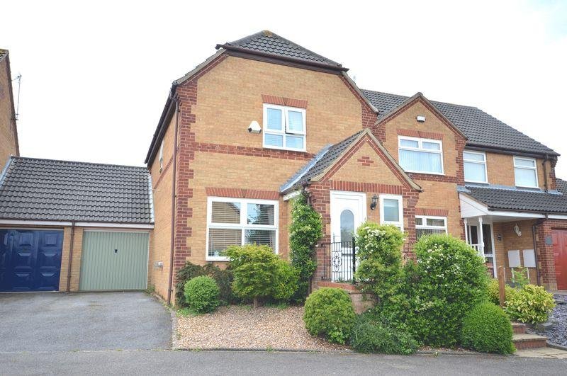 3 Bedrooms Detached House for sale in Hempland Close, Great Oakley