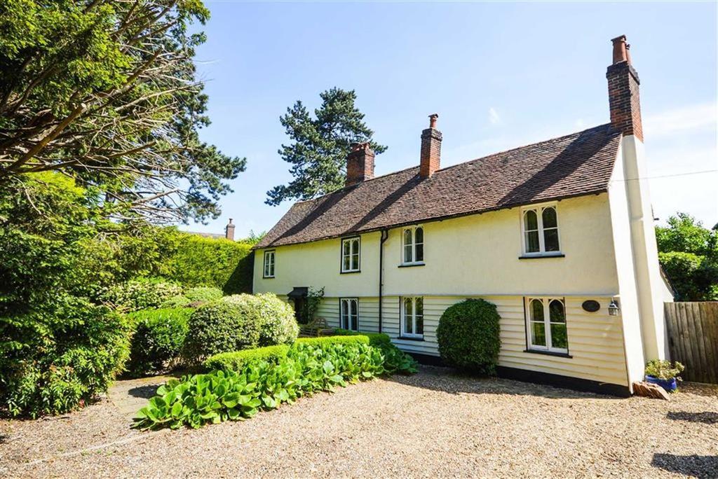 5 Bedrooms Detached House for sale in Hunsdon Road, Widford, Hertfordshire, SG12