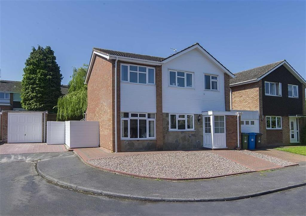 4 Bedrooms Detached House for sale in 30, Bromley Gardens, Codsall, Wolverhampton, South Staffordshire, WV8