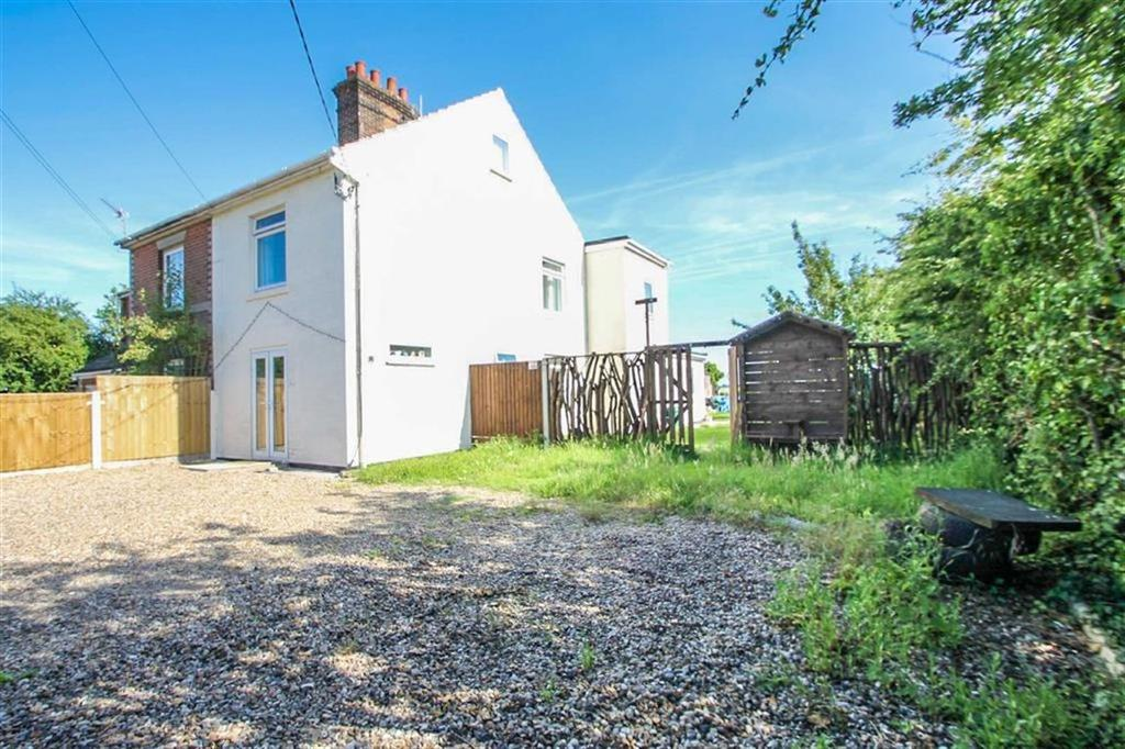 5 Bedrooms Semi Detached House for sale in Ramsey Hall Cottages, Ramsey