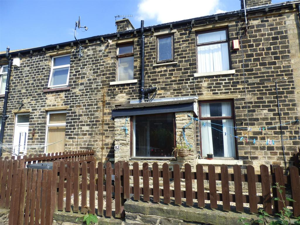 2 Bedrooms Terraced House for sale in Beacon Road, Bradford, BD6 3EU