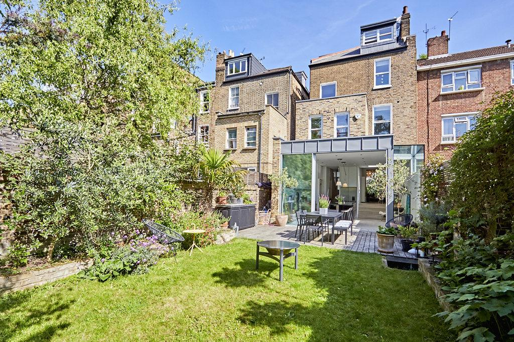 6 Bedrooms Terraced House for sale in Melrose Gardens, Brook Green, London, W6