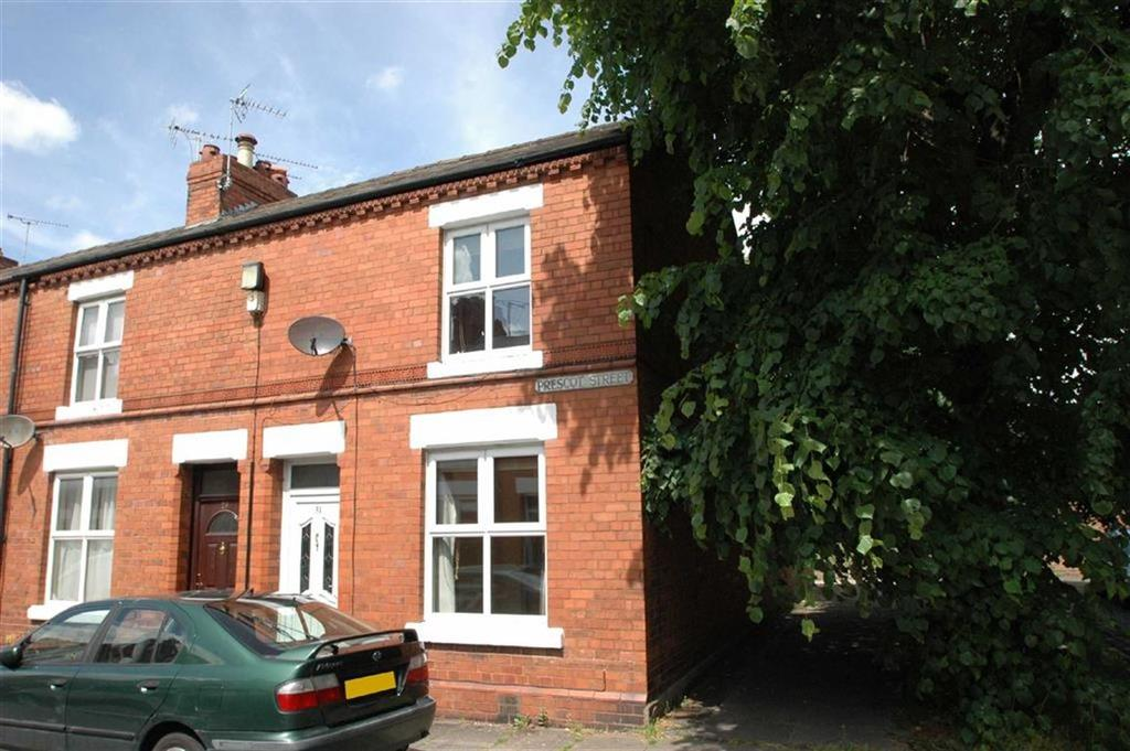 2 Bedrooms End Of Terrace House for sale in Prescot Street, Hoole, Chester