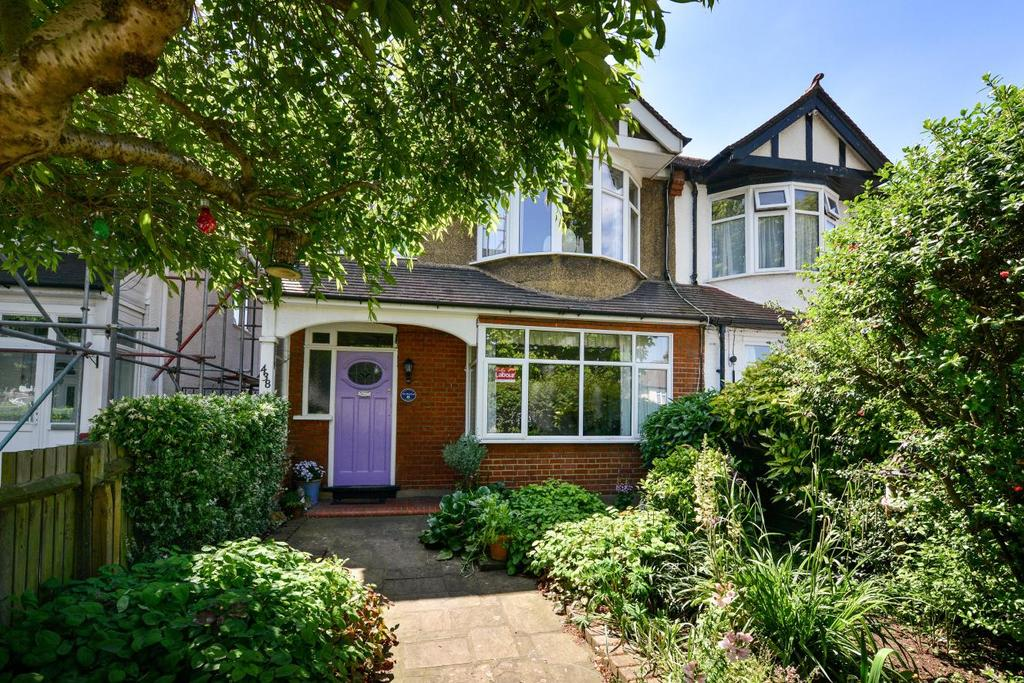 3 Bedrooms Semi Detached House for sale in Footscray Road, New Eltham, SE9