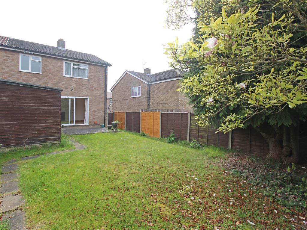 3 Bedrooms End Of Terrace House for sale in Stanley Road, Stevenage, SG2 0EE