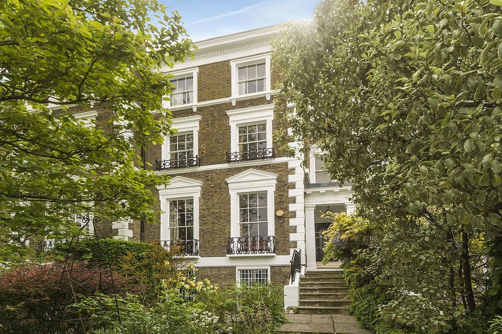 7 Bedrooms House for sale in Marlborough Place, London, NW8