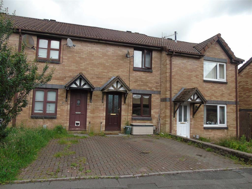 2 Bedrooms Terraced House for sale in Clos Cadno, Maes Y Ffynnon, Swansea