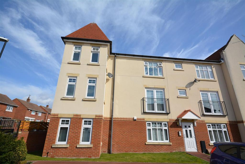 2 Bedrooms Apartment Flat for sale in Florian Mews, The Broadway, Sunderland
