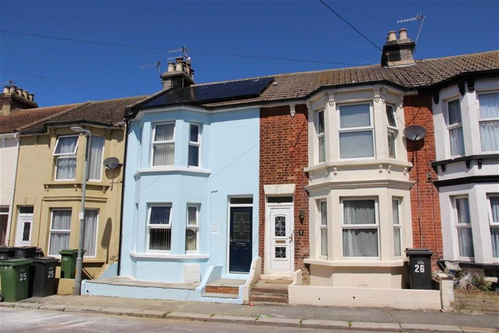 4 Bedrooms Terraced House for sale in Grove Road, Hastings