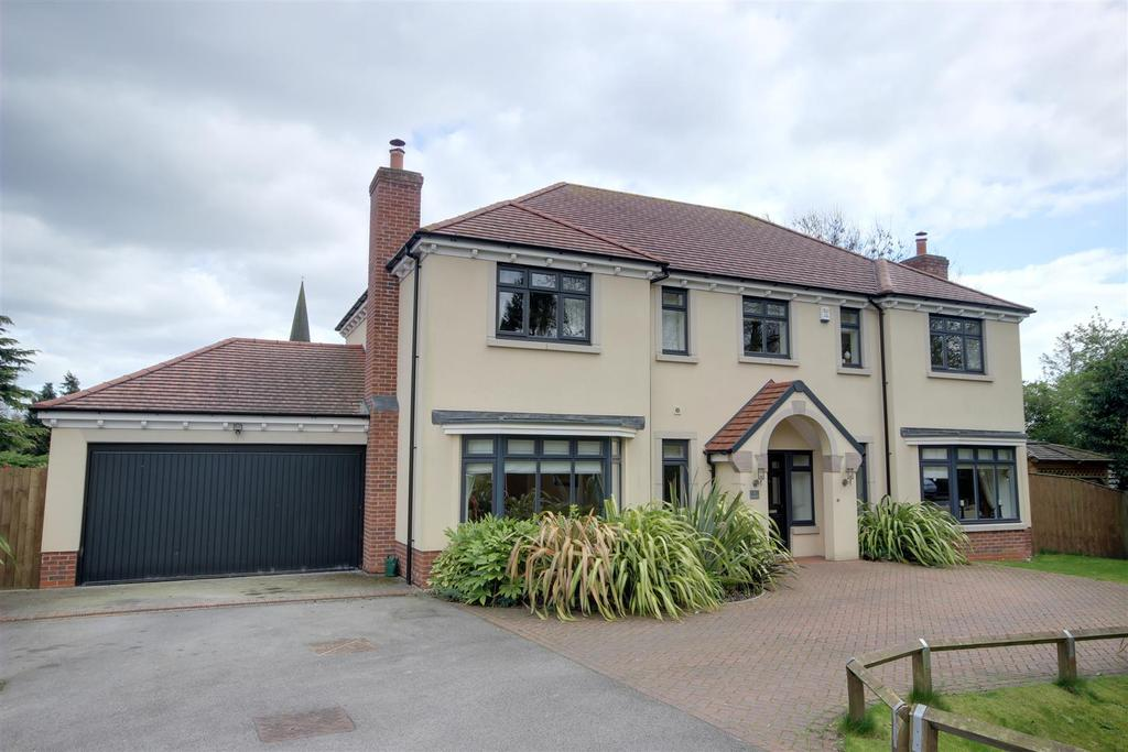 4 Bedrooms Detached House for sale in Cranford Close, North Ferriby