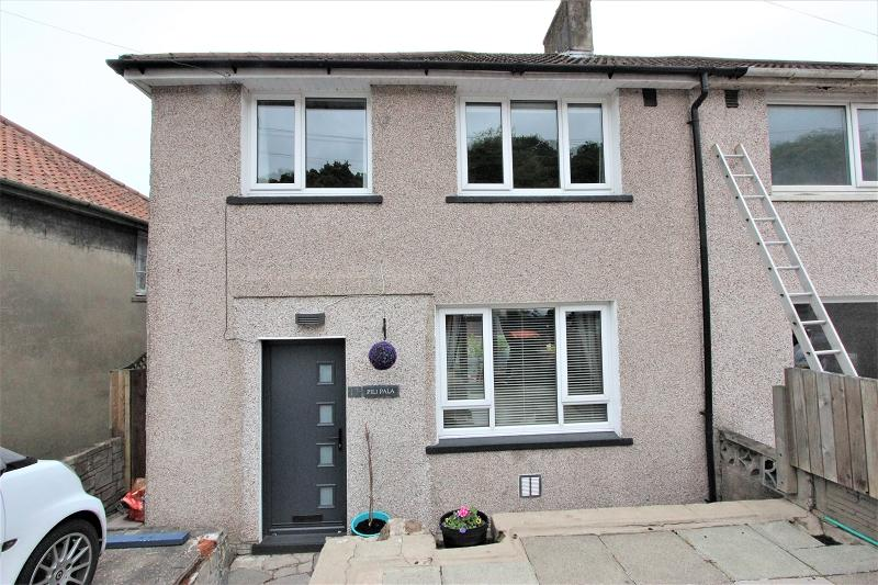 3 Bedrooms Semi Detached House for sale in Graig Park Hill, Newport, Newport. NP20 6GY