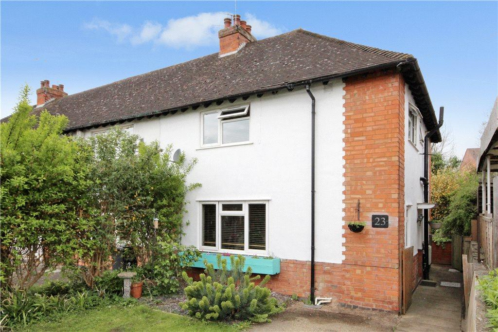 3 Bedrooms Semi Detached House for sale in Glebe Road, Stratford-upon-Avon, Warwickshire, CV37