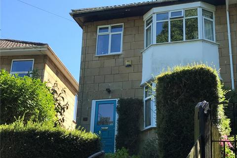 4 bedroom semi-detached house to rent - Fairfield Park Road, Bath, Somerset, BA1