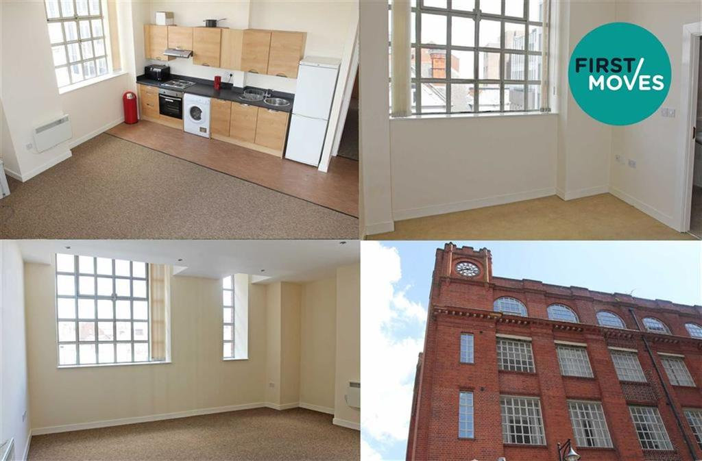 2 Bedrooms Apartment Flat for sale in Clyde Street, Leicester