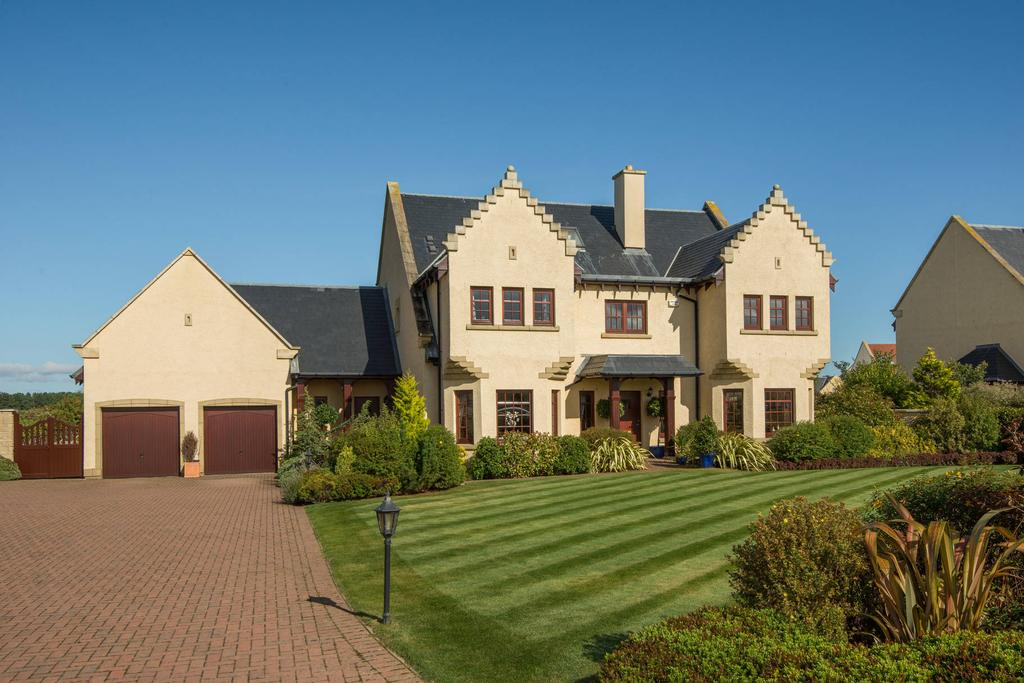 5 Bedrooms Detached House for sale in Seacroft, 21 The Village, Archerfield, Archerfield, EH39 5HT