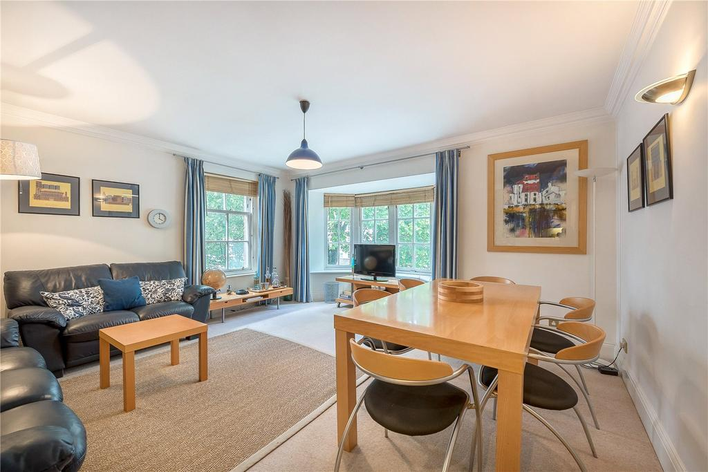 2 Bedrooms Flat for sale in Millennium House, 132 Grosvenor Road, London