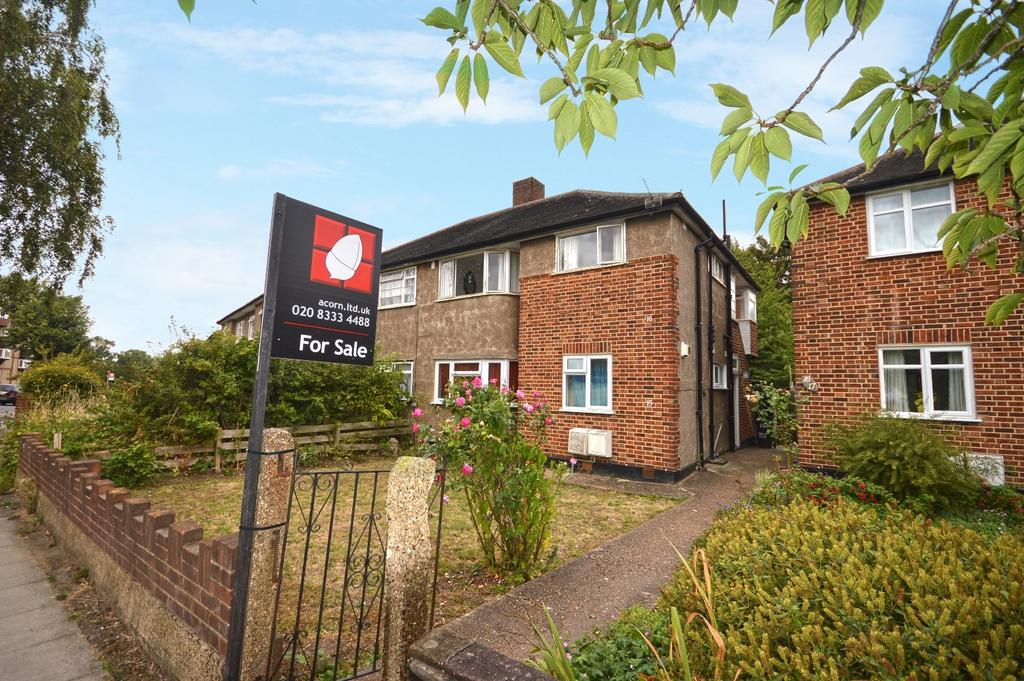 2 Bedrooms Maisonette Flat for sale in Worsley Bridge Road Sydenham SE26