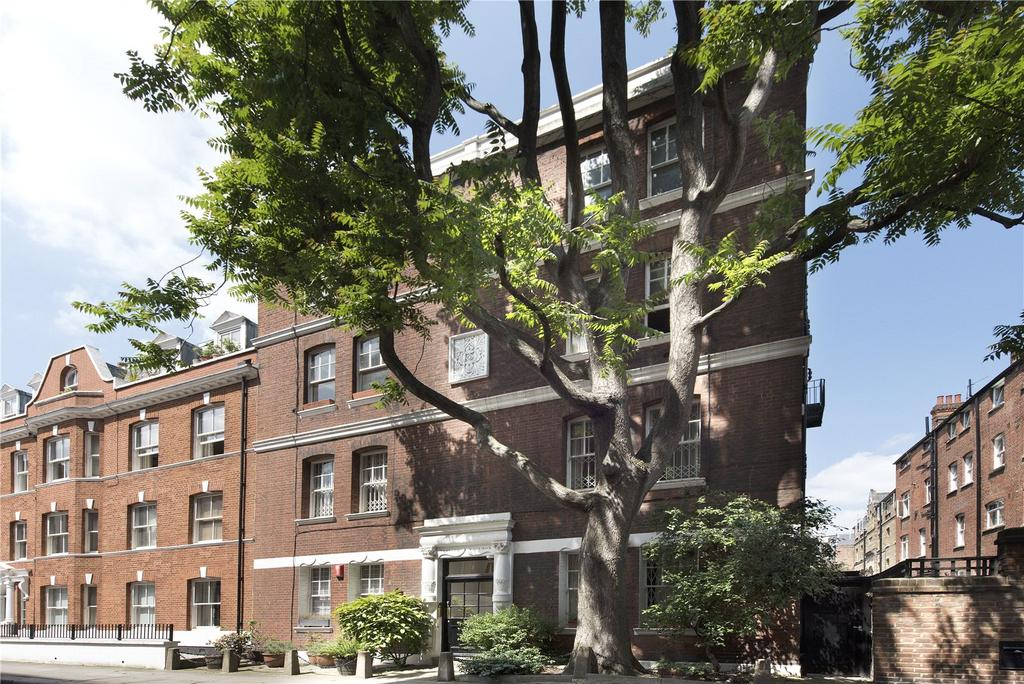 3 Bedrooms Apartment Flat for sale in Tennyson Mansions, Lordship Place, SW3