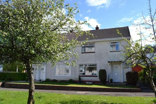 3 Bedrooms Semi-detached Villa House for sale in 3 Telford Terrace, Murray, East Kilbride, G75 0JB
