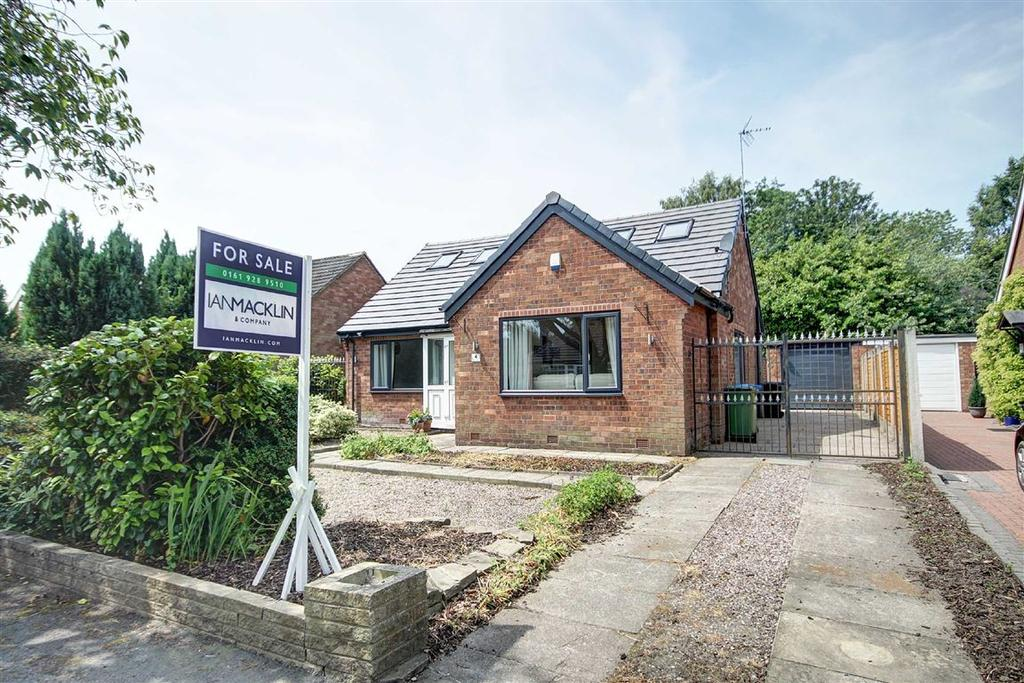4 Bedrooms Detached Bungalow for sale in Cottrell Road, Hale Barns, Cheshire
