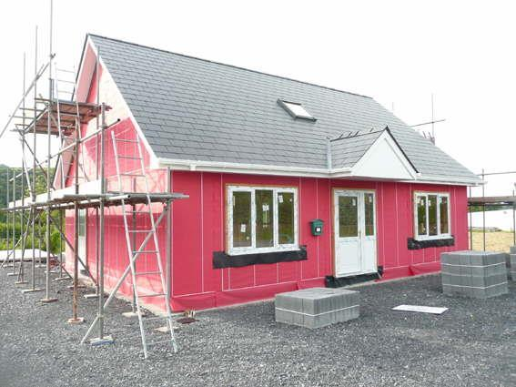 3 Bedrooms Bungalow for sale in Adj Llywngwen, Dolgran Road, Pencader