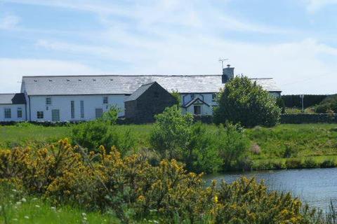 4 bedroom property with land for sale - Crud Yr Awel, Penuwch, Tregaron