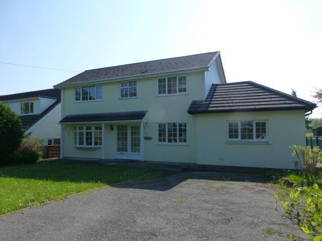 4 Bedrooms House for sale in Penrhiwgaled Lane, Cross Inn, New Quay