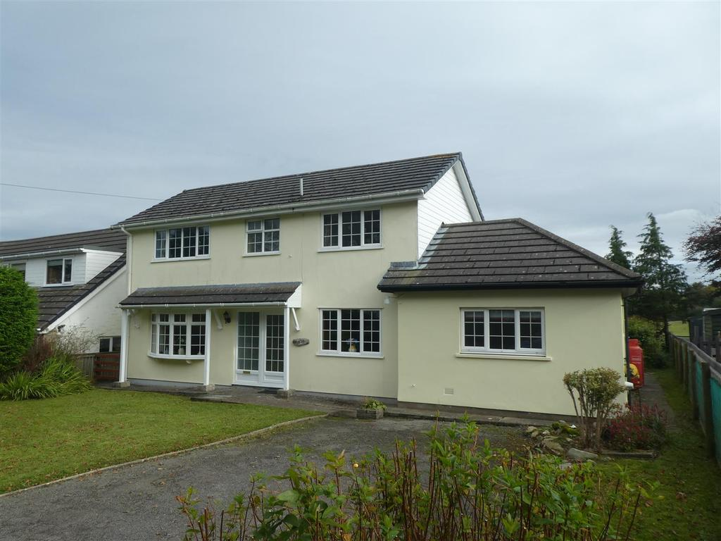 4 Bedrooms House for sale in Penrhiwgaled Lane, Cross Inn, New Quay