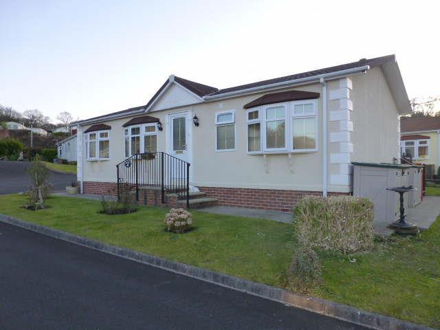 2 Bedrooms Bungalow for sale in Schooner Park, Cnwc Ylili, New Quay