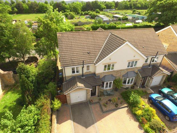 4 Bedrooms Semi Detached House for sale in SCHOOL CLOSE, SPENNYMOOR, SPENNYMOOR DISTRICT