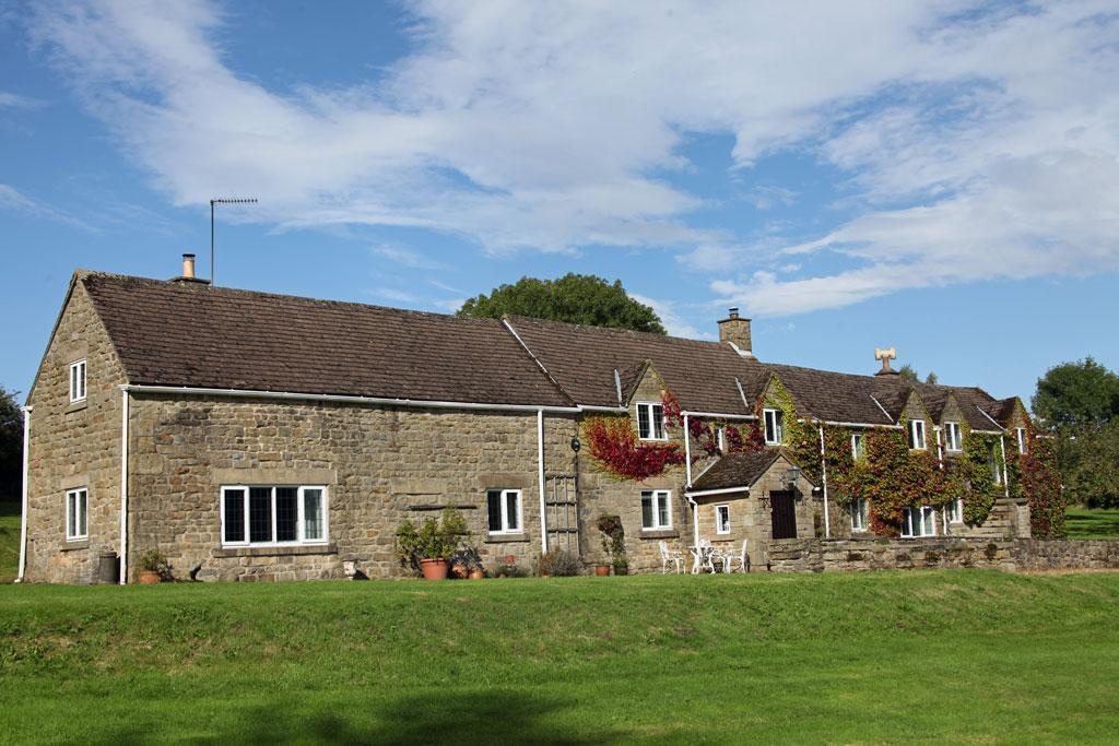 5 Bedrooms House for sale in Peglant Farm, Matlock Road, Ashover, Derbyshire, S45