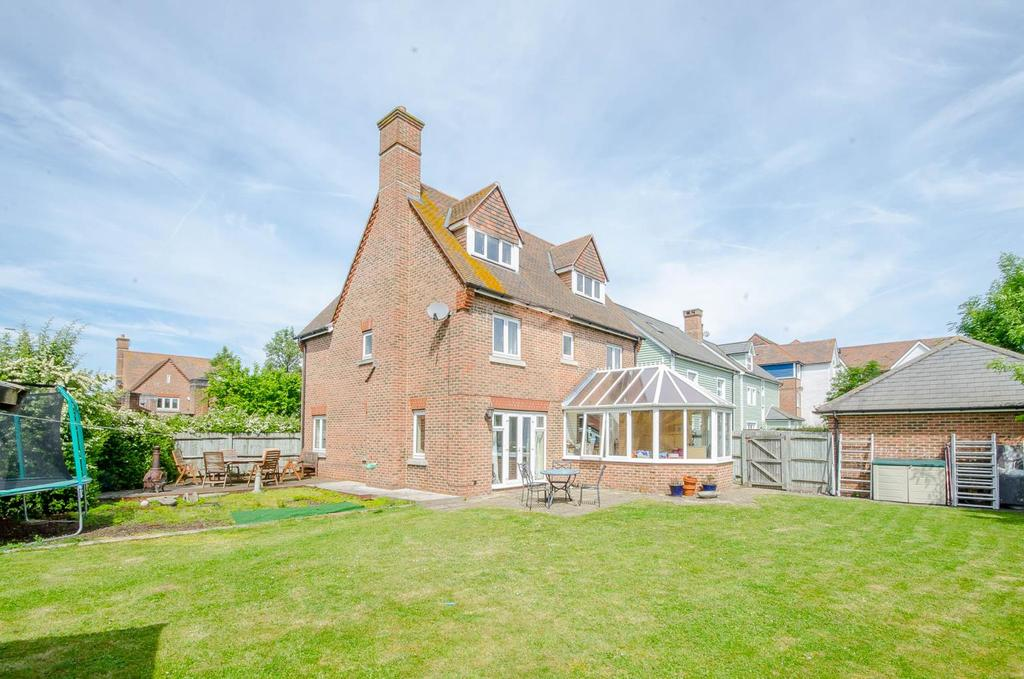 4 Bedrooms Detached House for sale in The Lakes, Aylesford, Kent