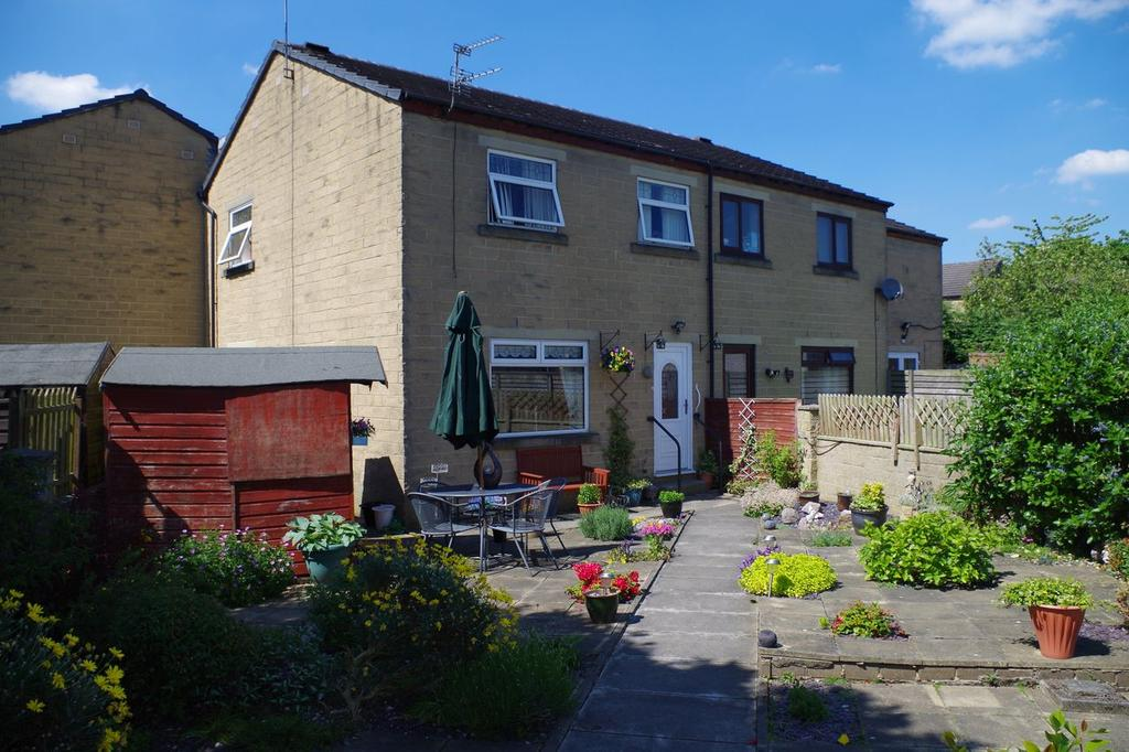 3 Bedrooms Terraced House for sale in Bracewell Grove, Wheatley, Halifax HX3